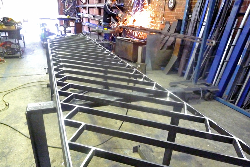 public work metal fabrication